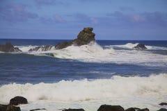 atlantycki widok na ocean Obraz Stock