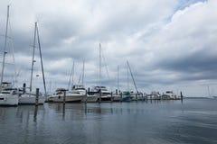 Atlantyckich średniogórzy Miejski Marina Obraz Stock