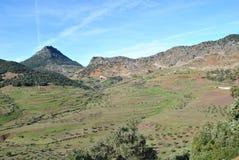 Atlas-Berg Stockbilder