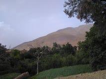 Atlas-Berg Stockbild