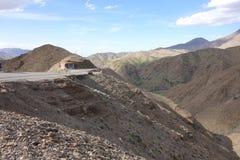 Atlas-Berg in Marokko, Afrika Lizenzfreie Stockfotos