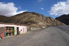 Atlas-Berg in Marokko, Afrika Stockfoto