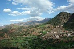 Atlas-Berg in Marokko, Afrika Stockfotos