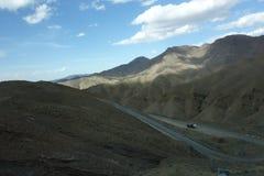 Atlas-Berg in Marokko, Afrika Stockbild