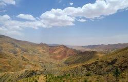 Atlas-Berge, Marokko Lizenzfreies Stockbild