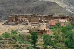Atlas-Berge, Marokko lizenzfreie stockfotografie