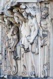 Atlas and Caryatid Royalty Free Stock Image