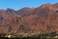 Atlas de Marruecos Fotos de archivo libres de regalías