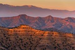 Atlas du Maroc Photographie stock libre de droits