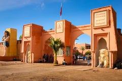 Atlas Film Studios. Ouarzazate. Morocco. Royalty Free Stock Images