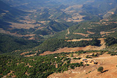 Atlas landscape Royalty Free Stock Image