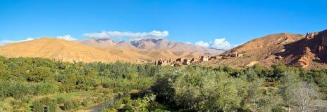 Atlas Marokko lizenzfreies stockbild
