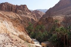Atlas Mountains Stock Photography