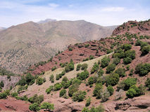 Atlas Mountains 2 Stock Photography