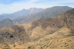 Atlas mountains 23 Royalty Free Stock Image