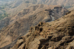 Atlas mountains, Morocco. Stock Photo