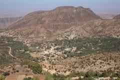 Atlas mountains, Morocco. Royalty Free Stock Photo