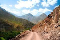 Atlas mountains, Morocco Stock Image