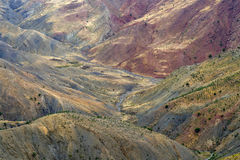 Atlas Mountains, Morocco Royalty Free Stock Images