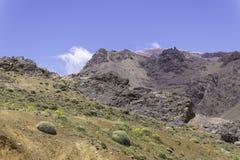Atlas mountains Royalty Free Stock Image