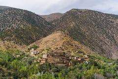 Atlas mountains in Morocco, North Africa Stock Photos