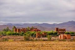 Atlas Mountains. Ouarzazate. Morocco. Stock Photos