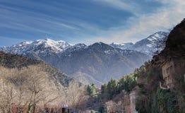 Atlas mountains, Stock Photo