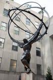 Atlas statue at Rockefeller Center Royalty Free Stock Photography