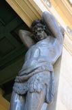 Atlas Statue Stock Photography