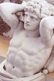 Atlas statue Royalty Free Stock Image