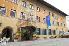 Atlasgrandhotel Garmisch-Patenkirchen Royalty Free Stock Image