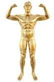 Atleet royalty-vrije illustratie