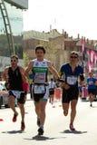 atlet target4388_1_ Zdjęcie Royalty Free