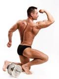 Atleta Fotografia de Stock