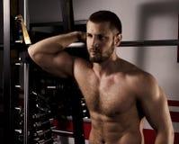 atleta Fotografia Stock Libera da Diritti