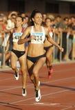 Atleta australiano Ella Nelson Fotografía de archivo libre de regalías
