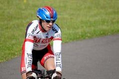 Atleta członek kanadyjczyk drużyny rasa zdjęcia stock