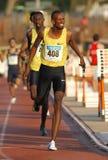 Atleta de Yibuti Ayanleh Souleiman Fotos de archivo