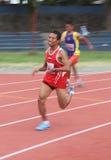 Atleta disabile Immagine Stock
