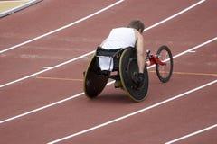 Atleta invalido Fotografie Stock Libere da Diritti