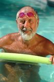 Atleta jubilado Imagen de archivo