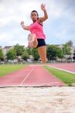Atleta novo Foto de Stock Royalty Free