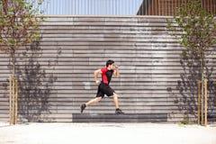 Atleta Running fotos de stock royalty free