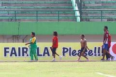 Atletas discapacitados Imagen de archivo