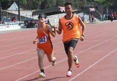 Atletas ocultos Foto de archivo