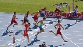 Atletica Fotografie Stock