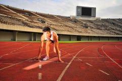 Atletica leggera 12 Fotografie Stock