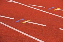 Atletica leggera Immagine Stock Libera da Diritti