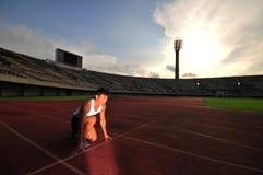 Atletica leggera 3 Fotografia Stock