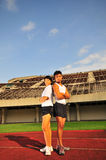 Atletica leggera 40 Immagini Stock Libere da Diritti